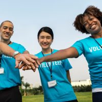 Start Volunteering